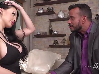 Aletta Zillions takes well-found in slay rub elbows with butt - alettAOceanLive