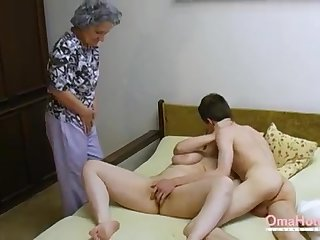 OmaHoteL Senior Three-Way Furry Of age Getting Off