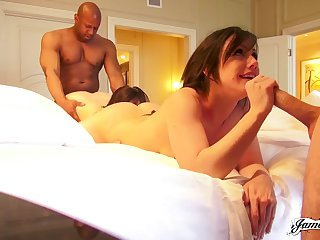 dirty ordinance on bed - jennifer white