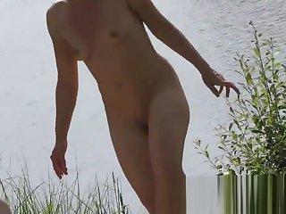 Some diversion video we took in a nudist beach hidden cam