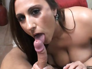 A Heady Housewife gives spoken sex - housewife