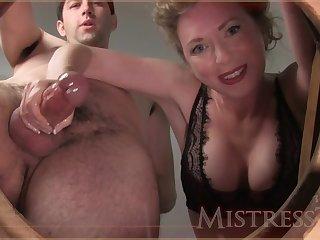 MISTRESS T: Virile Cumshot Compilation!