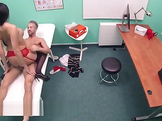 Naughty wife loves anal fellow-feeling a amour by best team up
