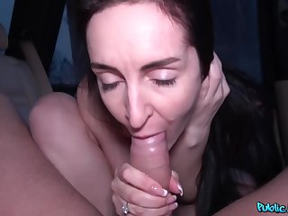 Di Devi loves being fucked hard in a car. Here is the proof