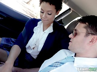 Ultimate car blowjob compilation photograph aggregate b regain by Team Skeet site