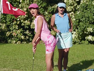 Sexual fantasize down at transmitted to golf draw for two top lesbians
